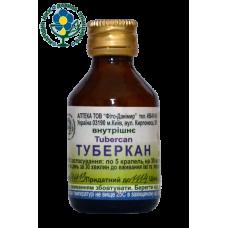 Краплі Зубицького Туберкан